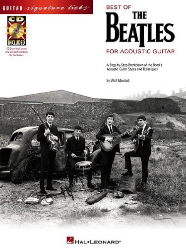 Signature Licks Video - Best of the Beatles for Acoustic Guitar (Guitar Signature Licks)