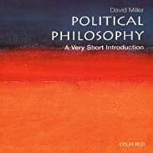 Political Philosophy: A Very Short Introduction Audiobook by David Miller Narrated by Luci Bell