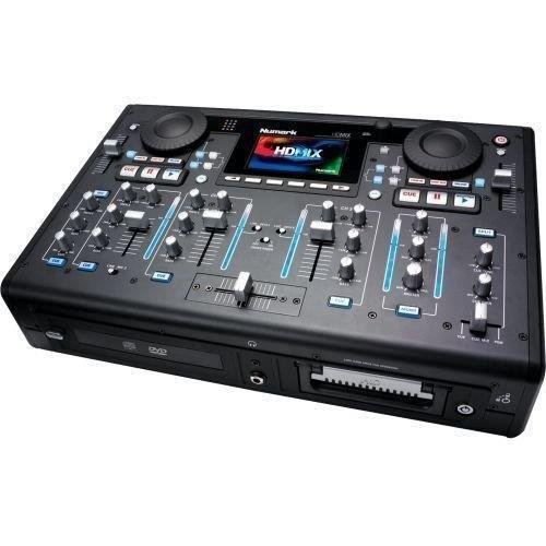 Numark HDMix Compact Portable Expandable DJ (Numark Compact)