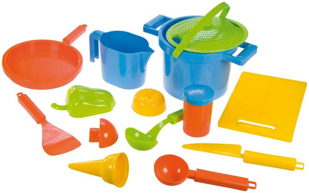 Sandkasten Spielzeug - Lena Sandset Kochen