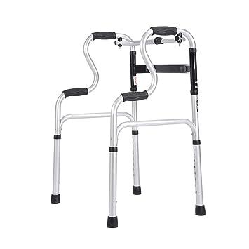 Amazon.com : Walking Frames Lightweight Aluminum Alloy Foldable ...