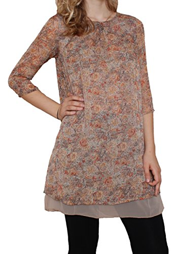 Sacred Threads Floral Print Dress - Small Size #215512