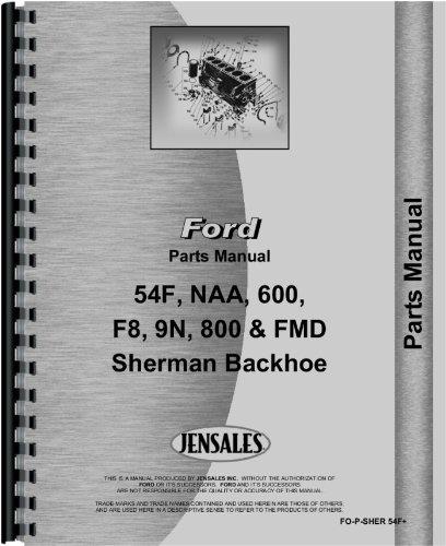 Sherman Backhoe - 1