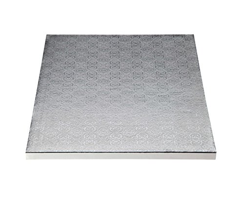Used, W PACKAGING WPDRM50S 1/2 Sheet (18.37x13) Silver Cake for sale  Delivered anywhere in USA