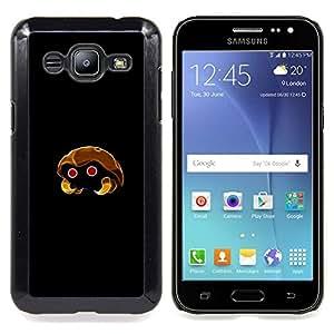 GIFT CHOICE / Teléfono Estuche protector Duro Cáscara Funda Cubierta Caso / Hard Case for Samsung Galaxy J2 / J200 // Kabuto P0Kemon //