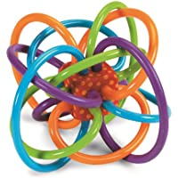 Manhattan Toy Winkel Rattle and Sensory Teether Activity...