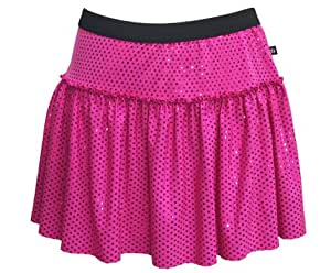 Fuschia Specialty Sparkle Running Skirt XS