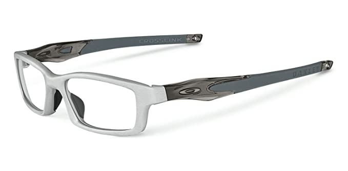 9972190e80 Image Unavailable. Image not available for. Colour  Oakley Men s Crosslink  Pro Prescription Rx Eyewear Frame ...