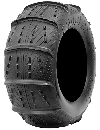 Pair of CST SandBlast (2ply) 28x12-14 ATV Tires (2) by Powersports Bundle (Image #1)