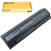 Bavvo 12-Cell Battery for Compaq Presario C300 C303NR C304NR C306US C500 M2000 M2400 NX4800 V2000