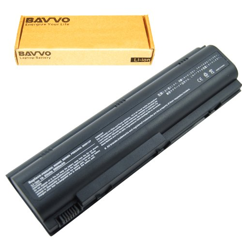L2000 Series Replacement Laptop (Bavvo 12-Cell Battery for HP Special Edition L2000 LiveStrong L2000 Series)