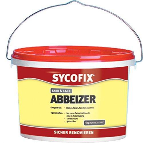 SYCOFIX Farb- & Lackabbeizer (1 kg), Grundpreis 10,50 Euro/kg