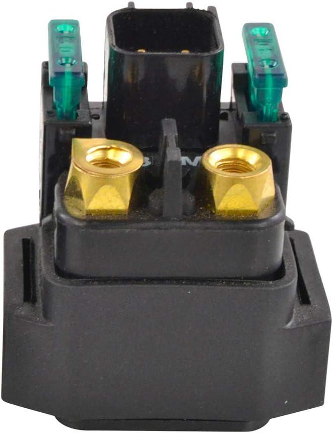OEM Repl.# 4D3-81940-00-00 Starter Relay Solenoid for Yamaha YXE YXM YXR 700 YXZ 1000 R 2007-2018 Viking Wolverine Rhino 5UG-81940-00-00 5B4-81940-00-00