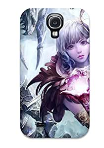 Galaxy High Quality Tpu Case/ Aion Anime QJgcRdl1479UPLFW Case Cover For Galaxy S4