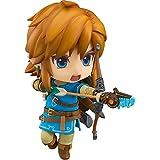 Good Smile The Legend Of Zelda: Breath Of The Wild: Link Action Figure