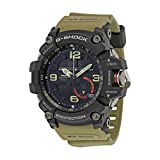 Image of Casio Men's 'G SHOCK' Quartz Resin Casual Watch, Color:Beige (Model: GG-1000-1A5CR)