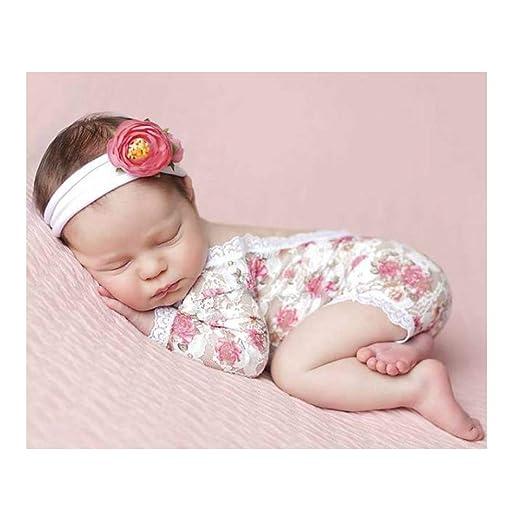Ropa de la fotografía del bebé Mameluco recién nacido bebé ...
