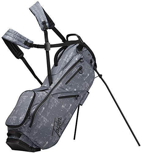 TaylorMade 2020 Flextech Lifestyle Stand Golf Bag, Tweed