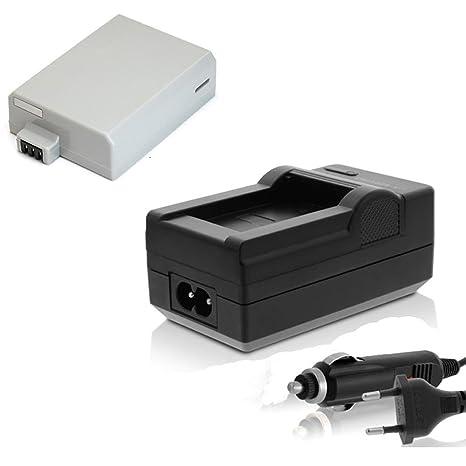 Batería + Cargador para Canon EOS 450d 500d 1000d Rebel XSi ...