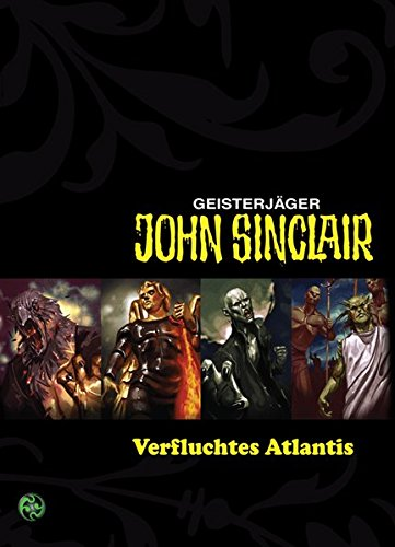 John Sinclair - Verfluchtes Atlantis: Abenteuerspielbuch