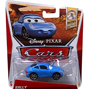 Disney pixar cars movie 1 55 die cast car sally retro radiator springs 1 8 toys - Voiture sally cars ...