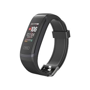 ... Trackers for Banda 5 Color de la Pantalla OLED Touch Screen Tensiómetro de frecuencia cardíaca Smart Pulsera Dormir Supervisión: Amazon.es: Electrónica