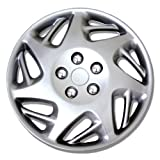 1987 chevy caprice hub caps - TuningPros WSC-007BS15 Hubcaps Wheel Skin Cover 15-Inches Silver Set of 4