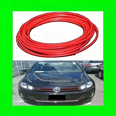 ... fits 2004-2012 PORSCHE BOXSTER RED COLOR/COLORED TRIM ROLL 12FT 2005 2006 2007 2008 2009 2010 2011 04 05 06 07 08 09 10 11 12 S TURBO: Automotive