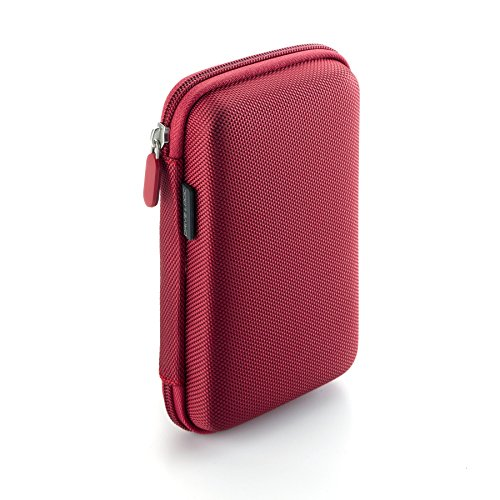Drive Logic DL-64-RED Portable EVA Hard Drive