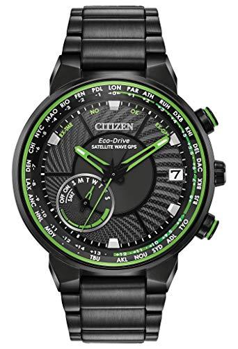 Men's Citizen Eco-Drive Satellite Wave GPS Freedom Watch CC3035-50E ()