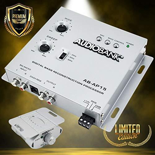 Audiobank AP15 Digital Bass Proc...