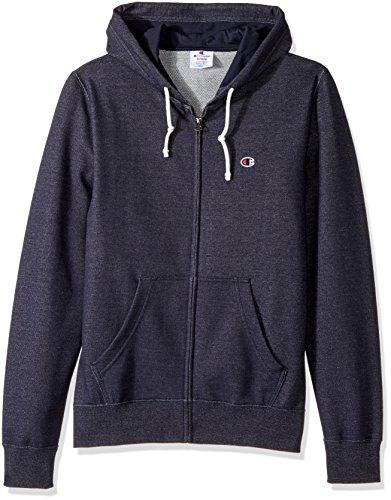 Champion Blue Zip Front Jacket - 9