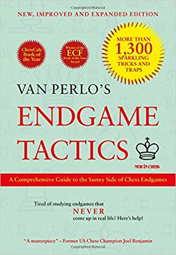 b7b842845697 Van Perlo s Endgame Tactics  A Comprehensive Guide to the Sunny Side of  Chess Endgames Paperback – July 7