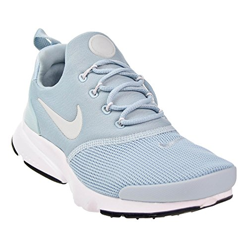 69984d4259c3 NIKE Presto Fly (GS) Big Kids Shoes Ocean Bliss Pure Platinum 913967 ...