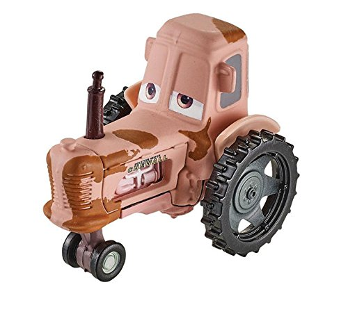 Disney/Pixar Cars 3 Radiator Springs Classic Deluxe Tractor Die-Cast Vehicle