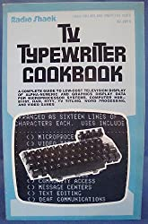 TV Typewriter Cookbook