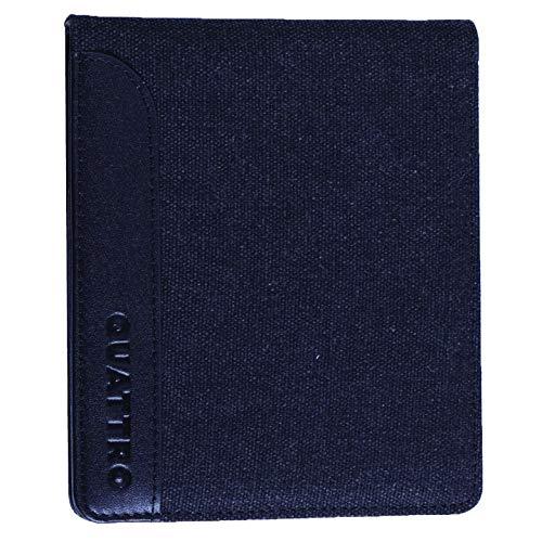 Speedball Quattro Canvas Journal Holder 4-1/2 x 5-1/2 Black