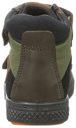 Primigi Jungen Pbygt 8642 Hohe Sneaker Braun (Caffe/Nero)