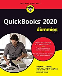 Image of the product QuickBooks 2020 For that is listed on the catalogue brand of For Dummies.