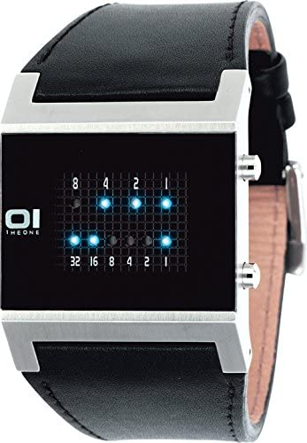 Binary THE ONE KT102B1 - Reloj de Cuarzo para Hombres, Color Negro