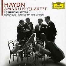 Haydn: 27 Stringing Quartets [Importado]