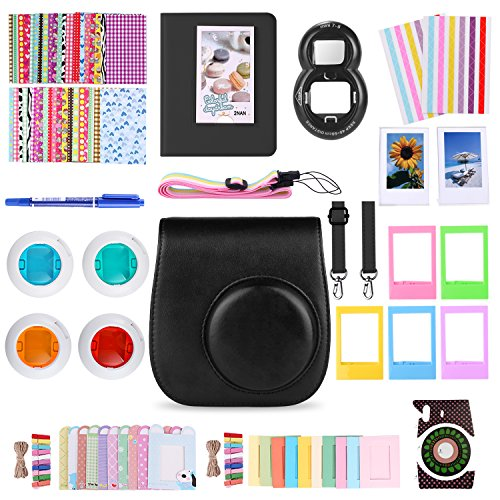 MoroTek 12 in 1 Fujifilm Instax Mini 8/8+ or Instax Mini 9 Accessories Bundles include...