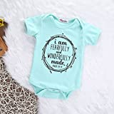 I Am Fearfully And Wonderfully Made Infant Baby
