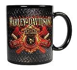Harley-Davidson Firefighter Original Ceramic Coffee Mug, 11 oz....