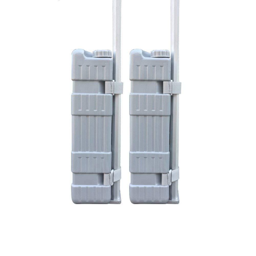 Eurmax Universal Upgraded Water Weight Feet Leg Weights (2 Pcs Weights)