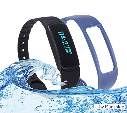 Step Counter Watch Fitness Tracker Waterproof Step Tracker Watch Fit Watch Fitness Watch Step Tracker Bracelet for Apple iPhone Android Activity Tracker