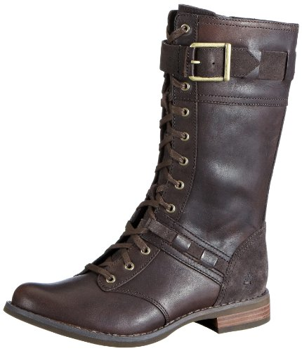 Timberland Earthkeepers Savin Hill Mid Boot - Women's Dark B
