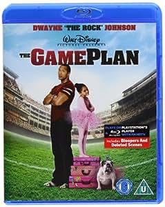 The Game Plan [Reino Unido] [Blu-ray]
