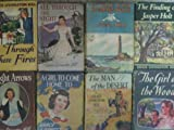 download ebook eight grace livingston hill hardcovers (1942-1945) through these fires; all through the night; in tune with wedding bells; the findings of jasper holt; bright arrows; a girl to come home to; the man of the desert; the girl of the woods) pdf epub