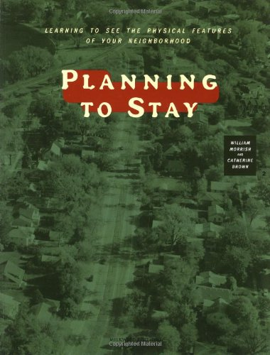 Planning to Stay: Learning to See the Physical Features of Your ()